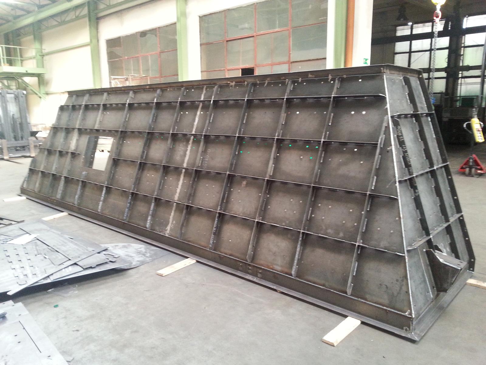 Konstrukcja Stalowa - Wostal