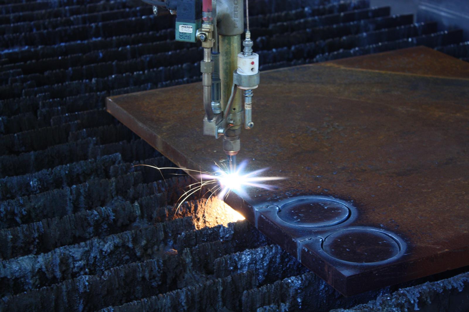 Konstrukcje Spawane - Proces Produkcji