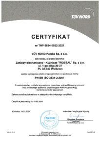 Cert 3834 2 WOSTAL 18.02.2024.pdf