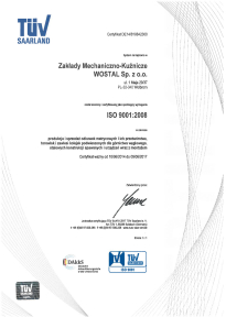 ISO 90012000 PL